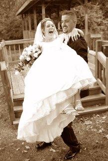 066_heather&joe_laughing