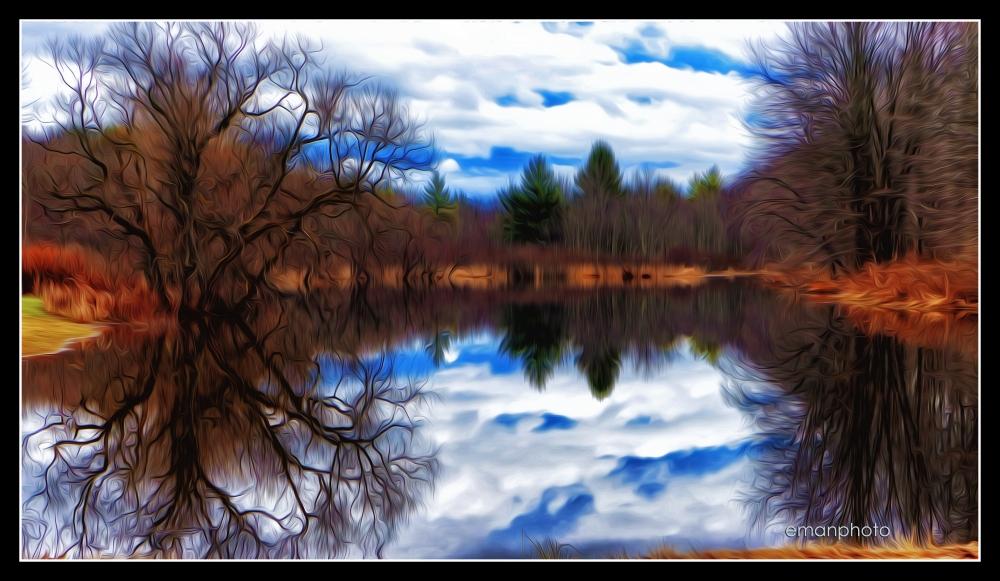 P1240295_Pond_Reflection